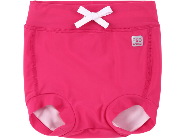Reima Guadeloupe Pantalones Bañador Niños, berry pink